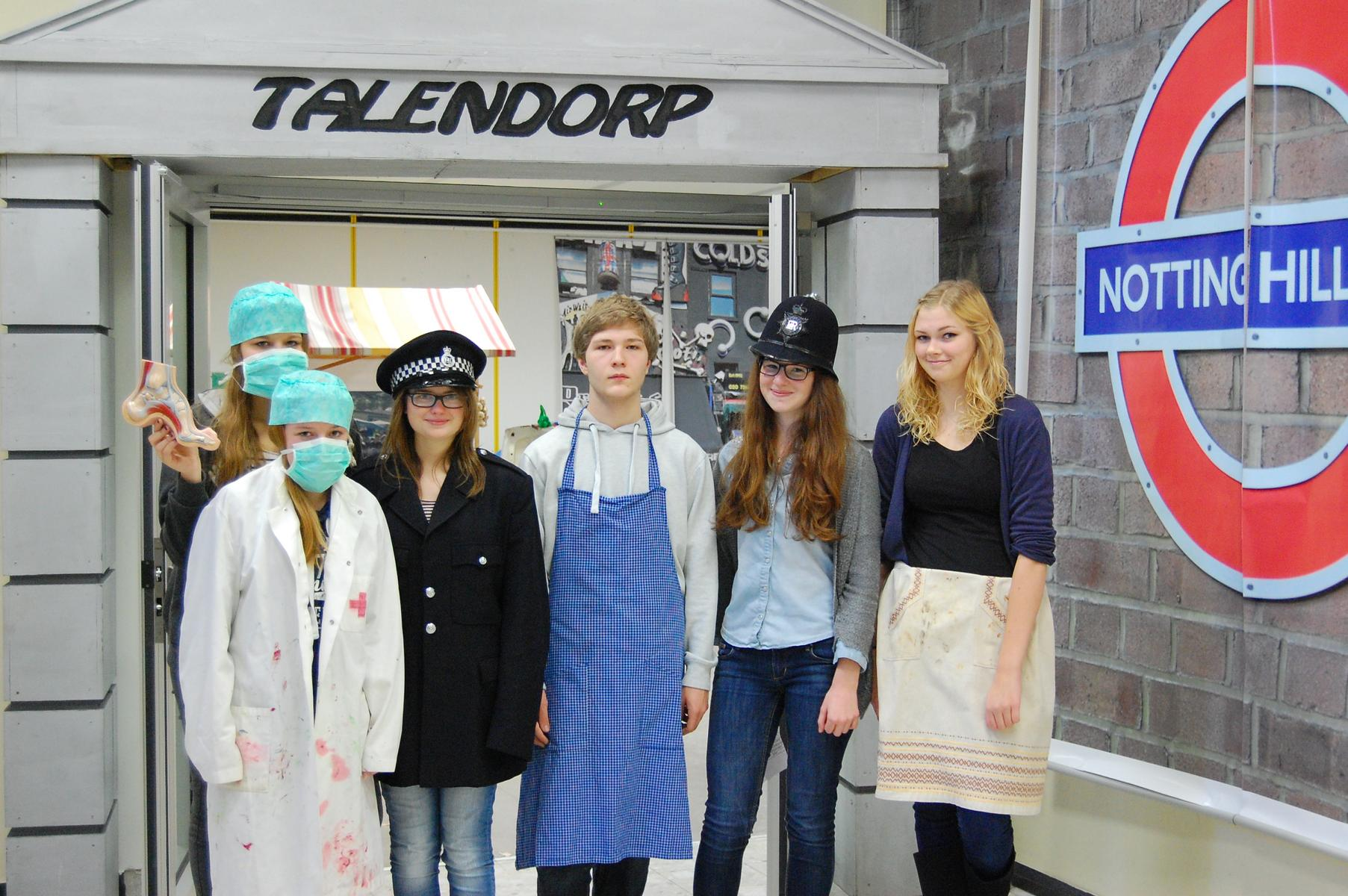 Welcome to Talendorp